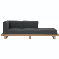 Tanzan Sofa 3P A-rank タンザン ソファ3P