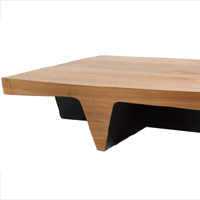 WEDGE COFFEE TABLE 80 【THE LIFE SHOP】