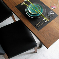 master wal WILD WOOD DINING TABLE